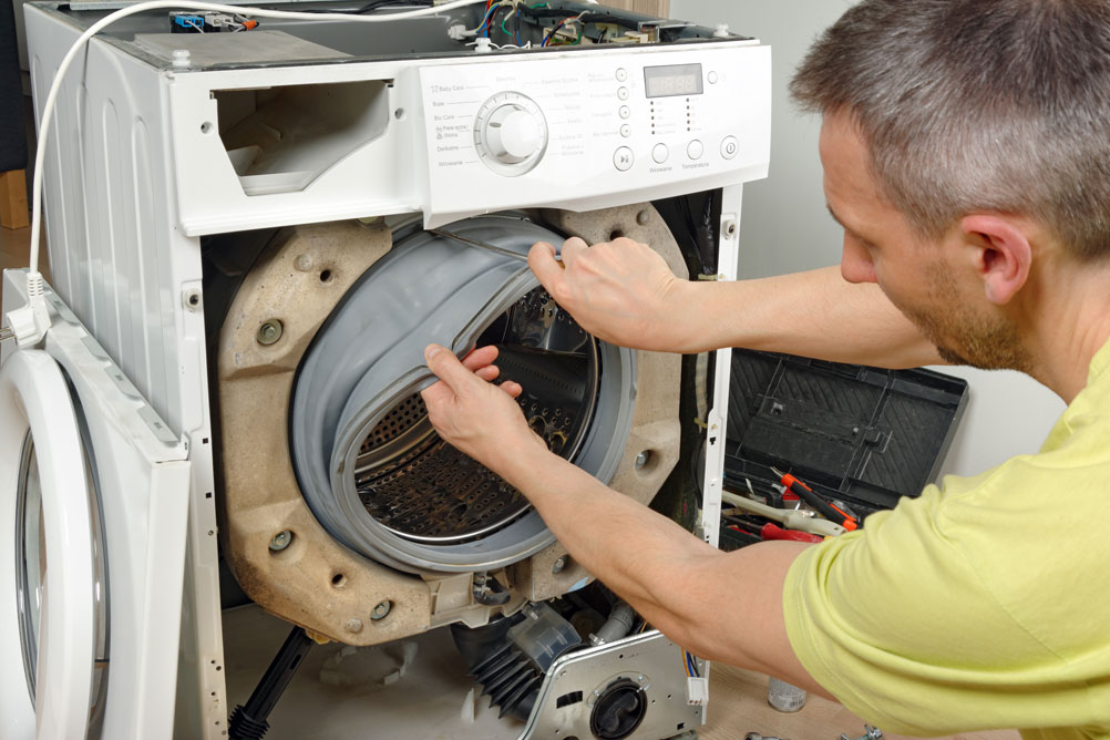 The Washer Man | Appliance Repairs